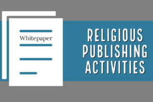 Alert - Religious Publishing Activities
