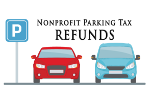 Nonprofit Parking Tax - Refund